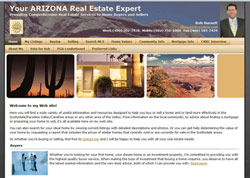 An Actual Real Estate Agent's Top Producer Website